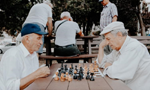 What is the satisfaction with life in long-living elderly from inter-generational domiciles?