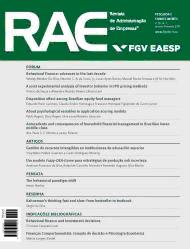 Pre_Rel_RAE_Revista AdministraçãoEmpresas discute visibilidade qualidade cenário internacional