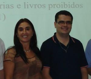 Maria Leônia Chaves de Resende e Rafael José de Sousa